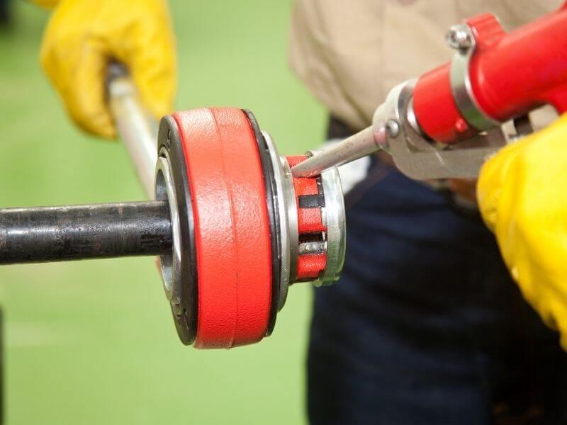 bio-based grease on bearings